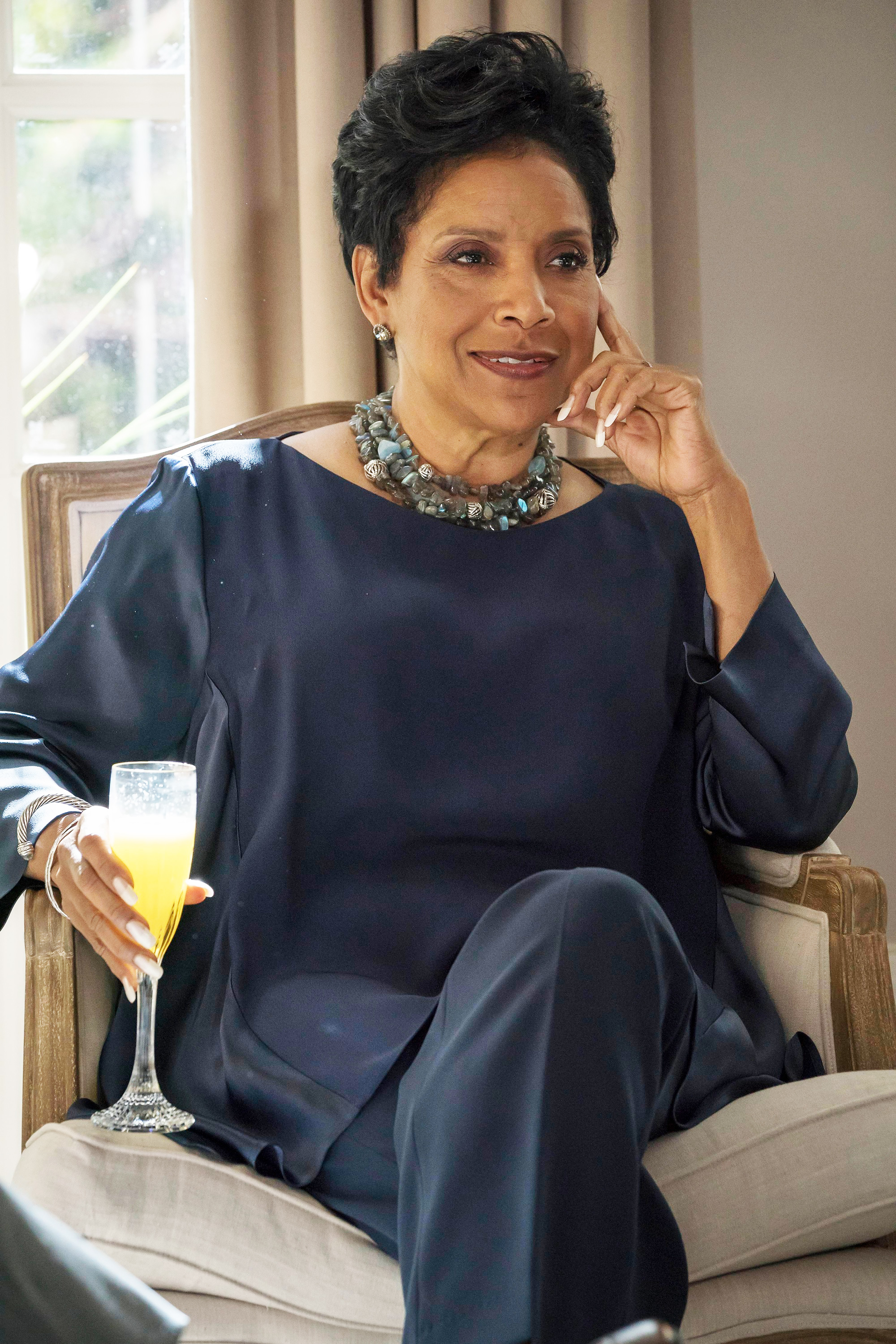 Phylicia Rashad Empire Getty Images