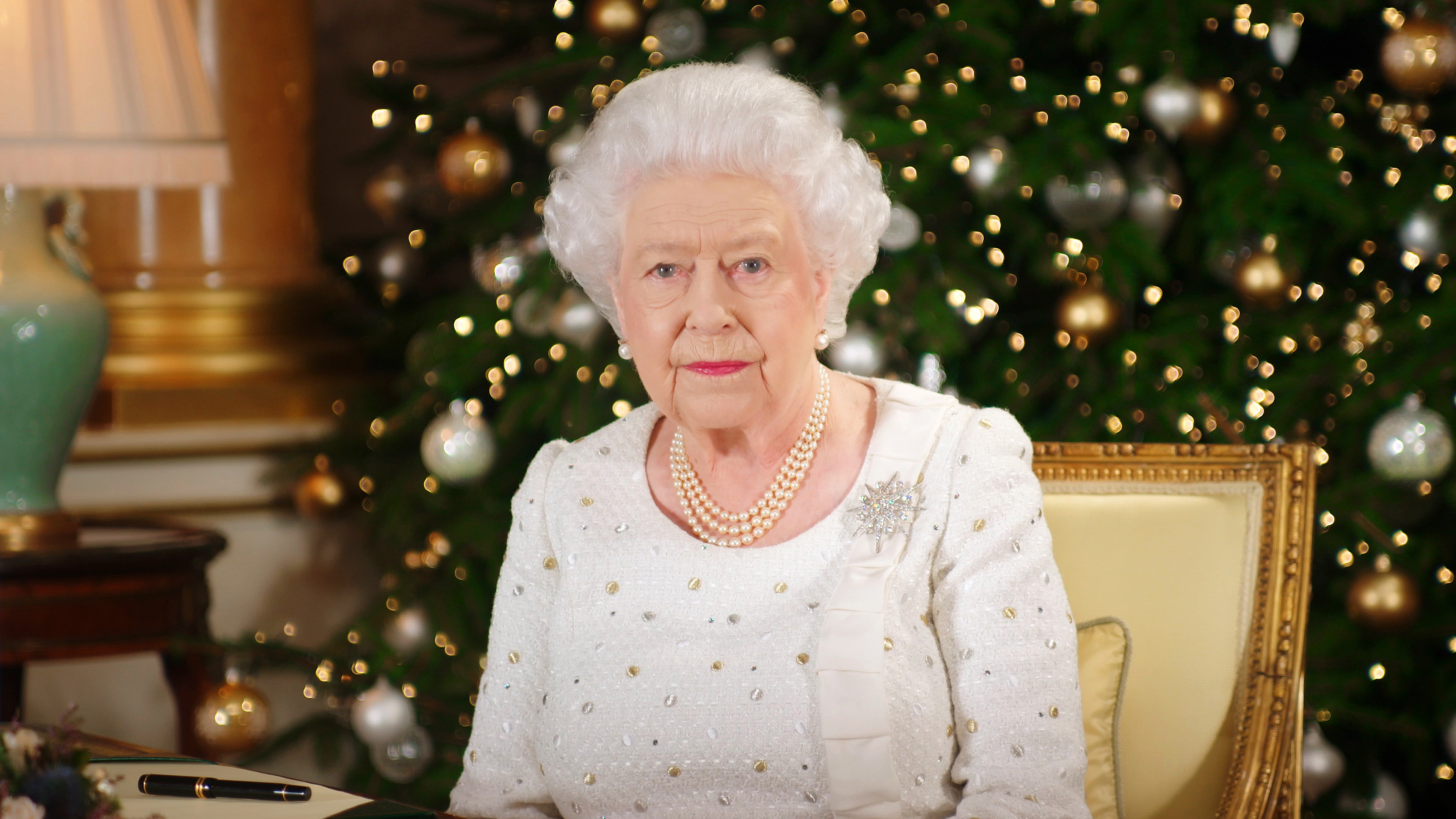 Queen Elizabeth, Getty