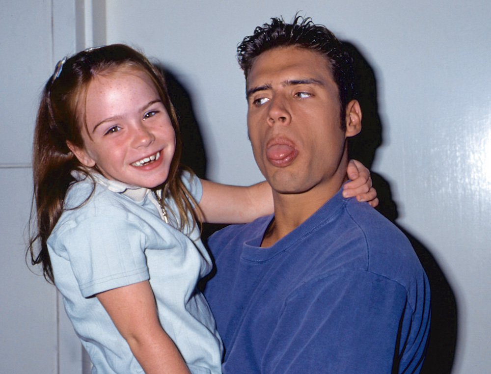 Camryn Grimes and Joshua Morrow Young - Celebrity