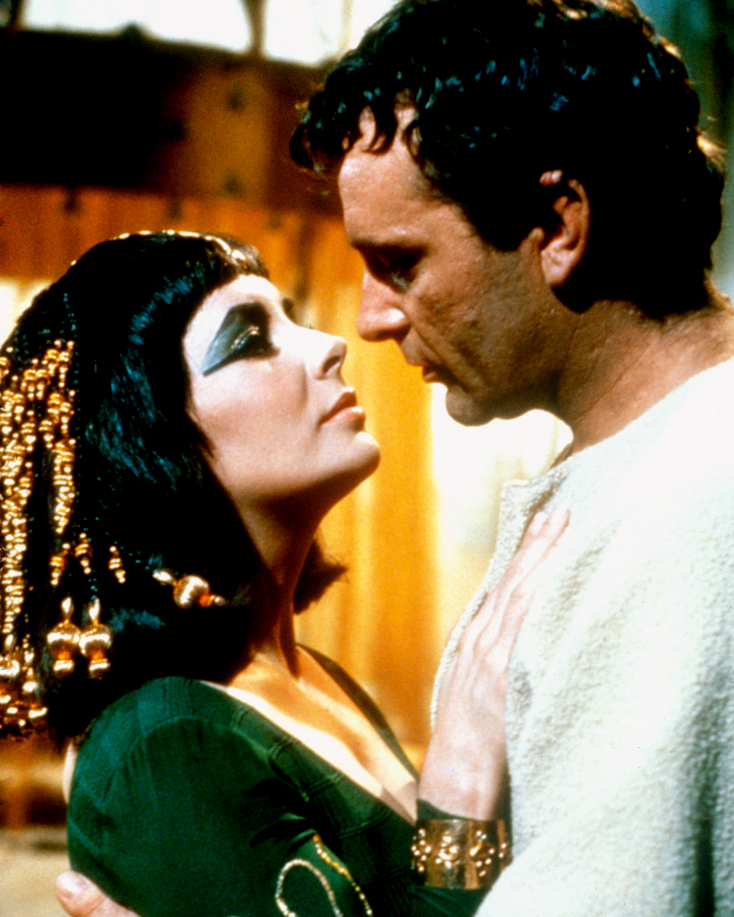 Cleopatra Kiss Getty Images