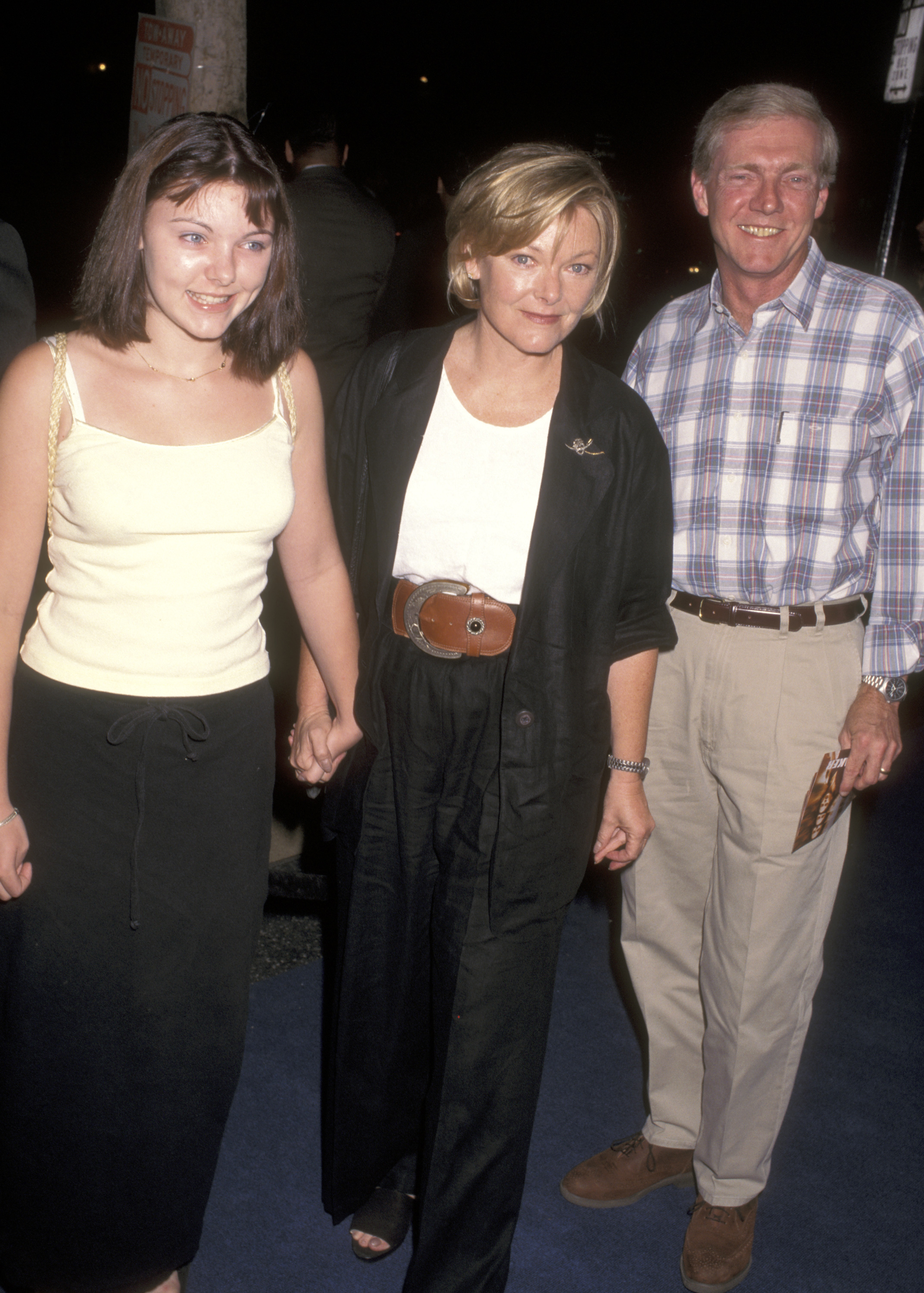 Jane Curtin Family Getty Images