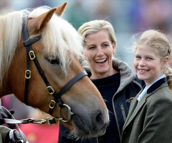 Lady Louise Horse