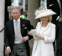 Prince Charles Camilla Civil Ceremony Getty