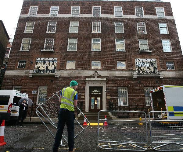 St. Mary's Upgrades For Royal Baby Three