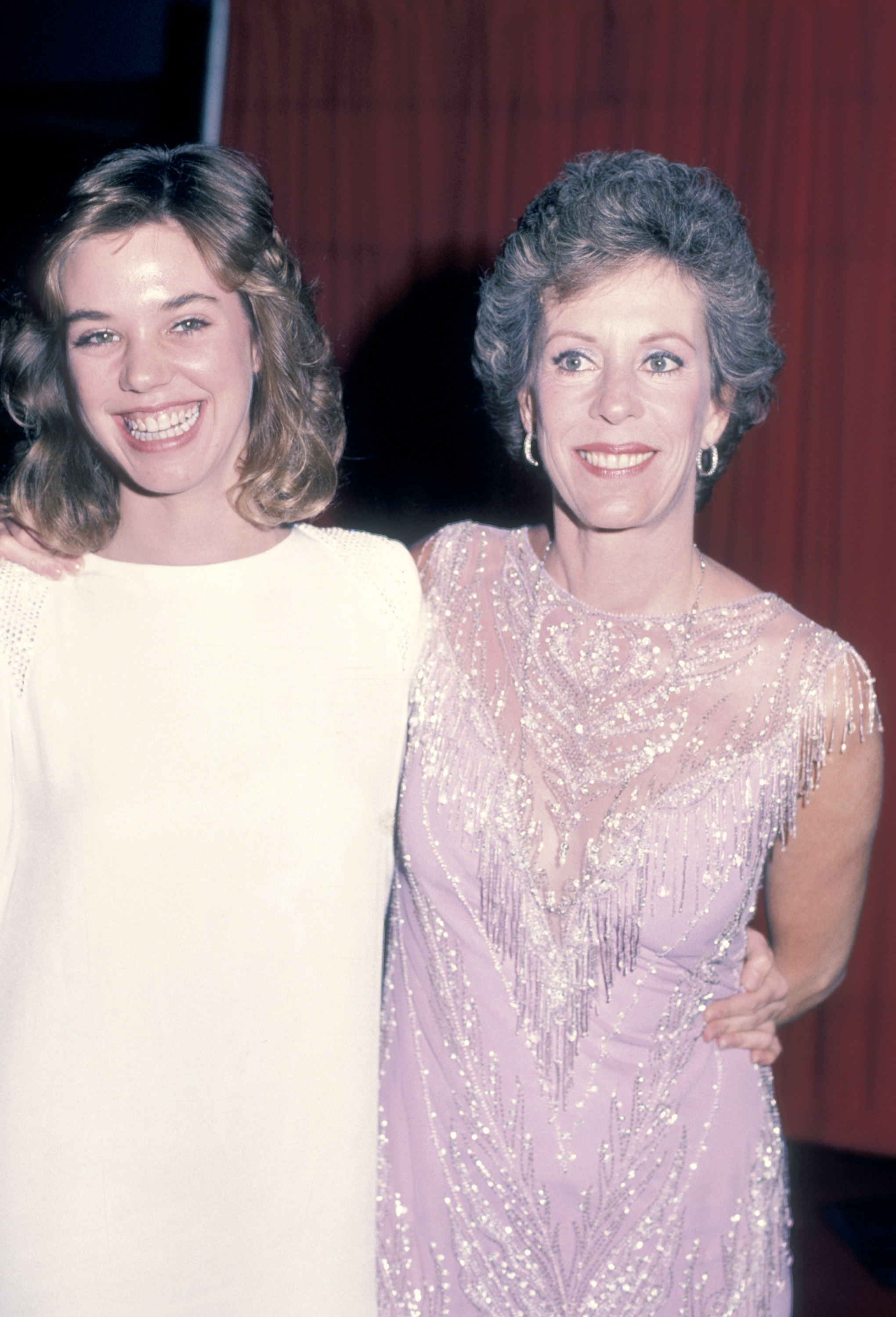 Carol Burnett Talks Her Daughter Death Carol burnett also gave her daughter advice about how to deal with her stage fright. https www womansworld com posts aging carol burnett talks her daughter death 159323