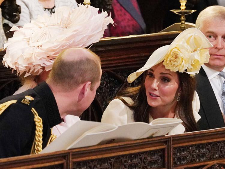 kate at royal wedding