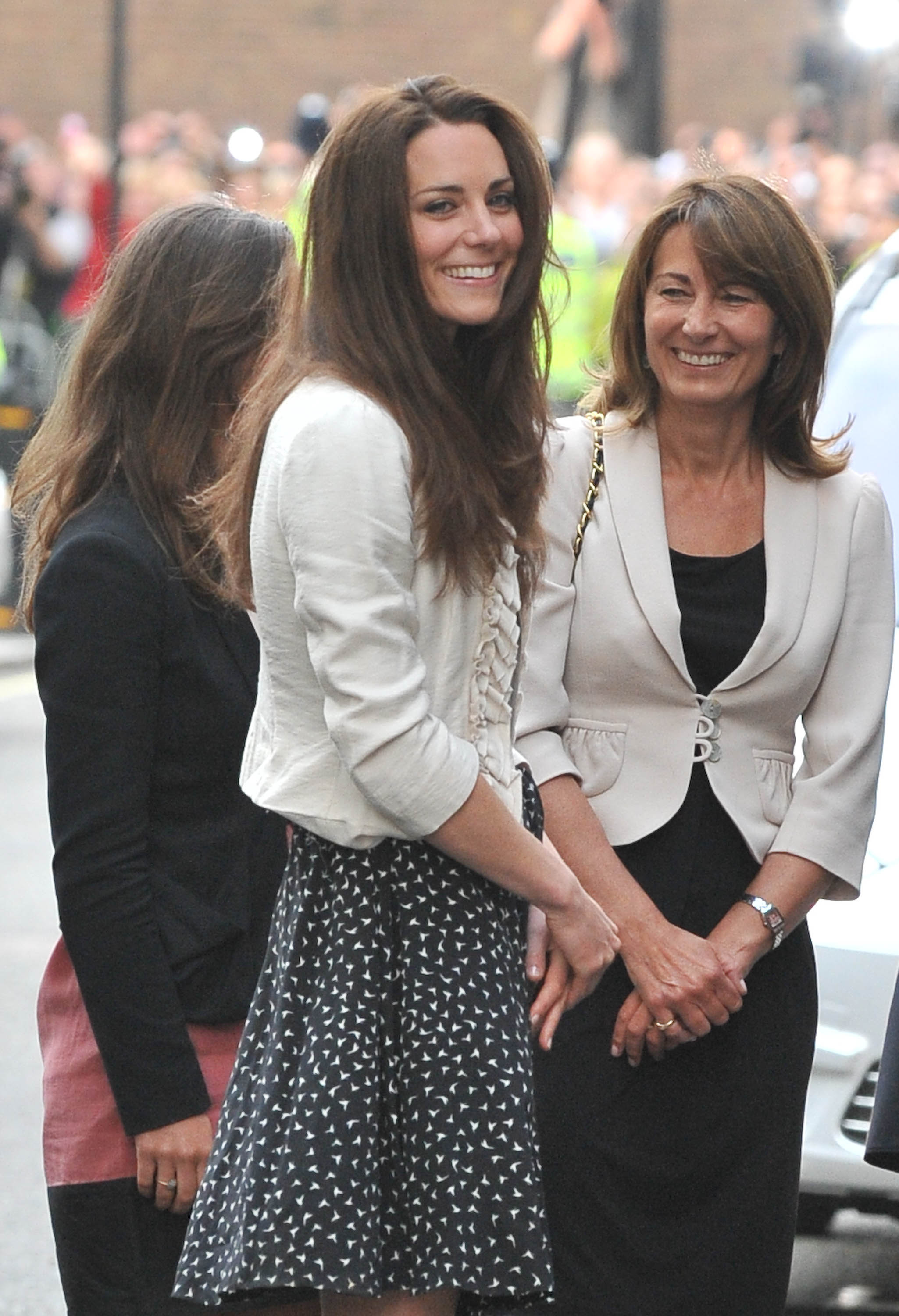 Kate Middleton Check In Getty Images