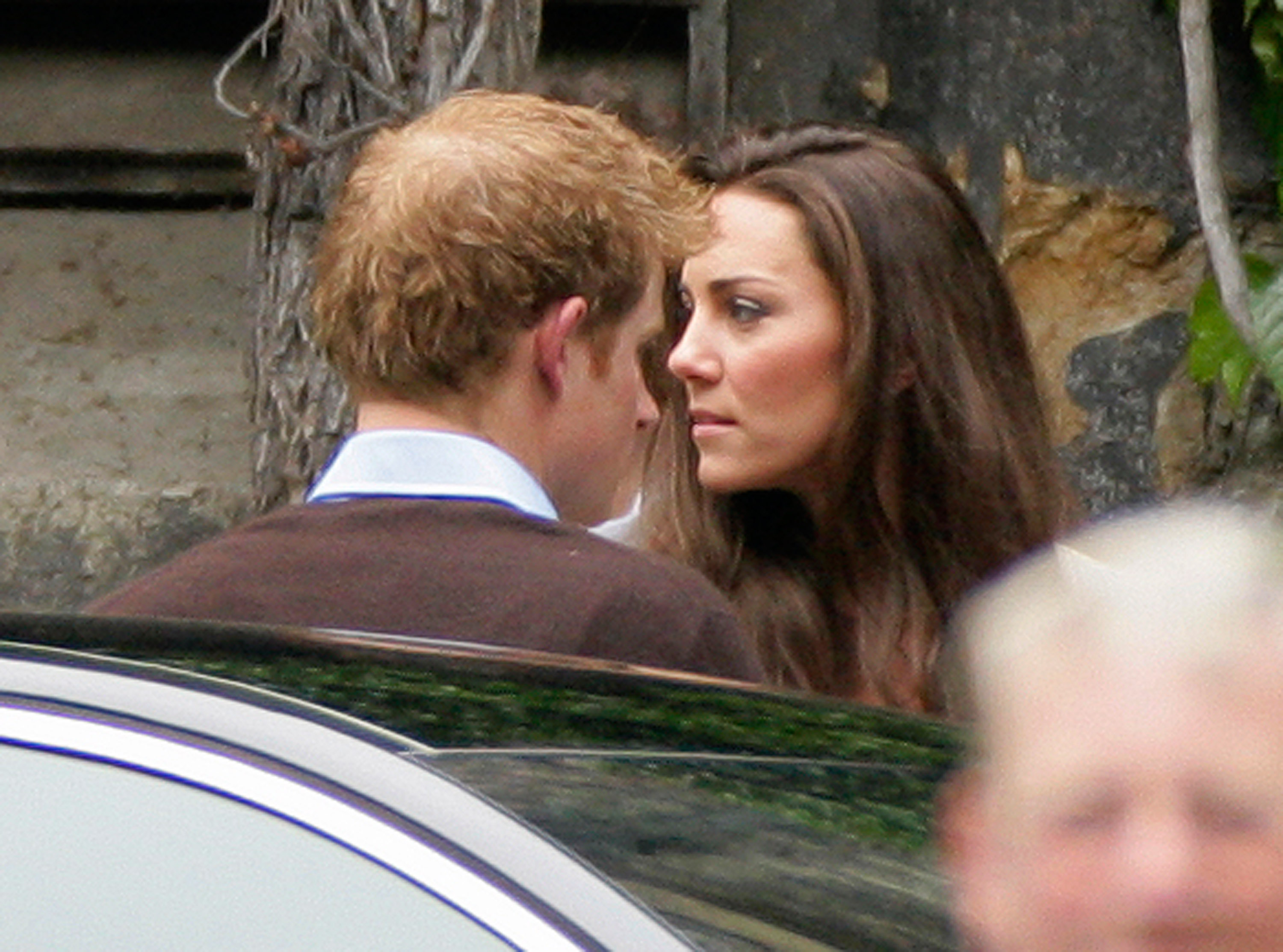 Kate Middleton Wedding Rehearsal Prince Harry Getty Images