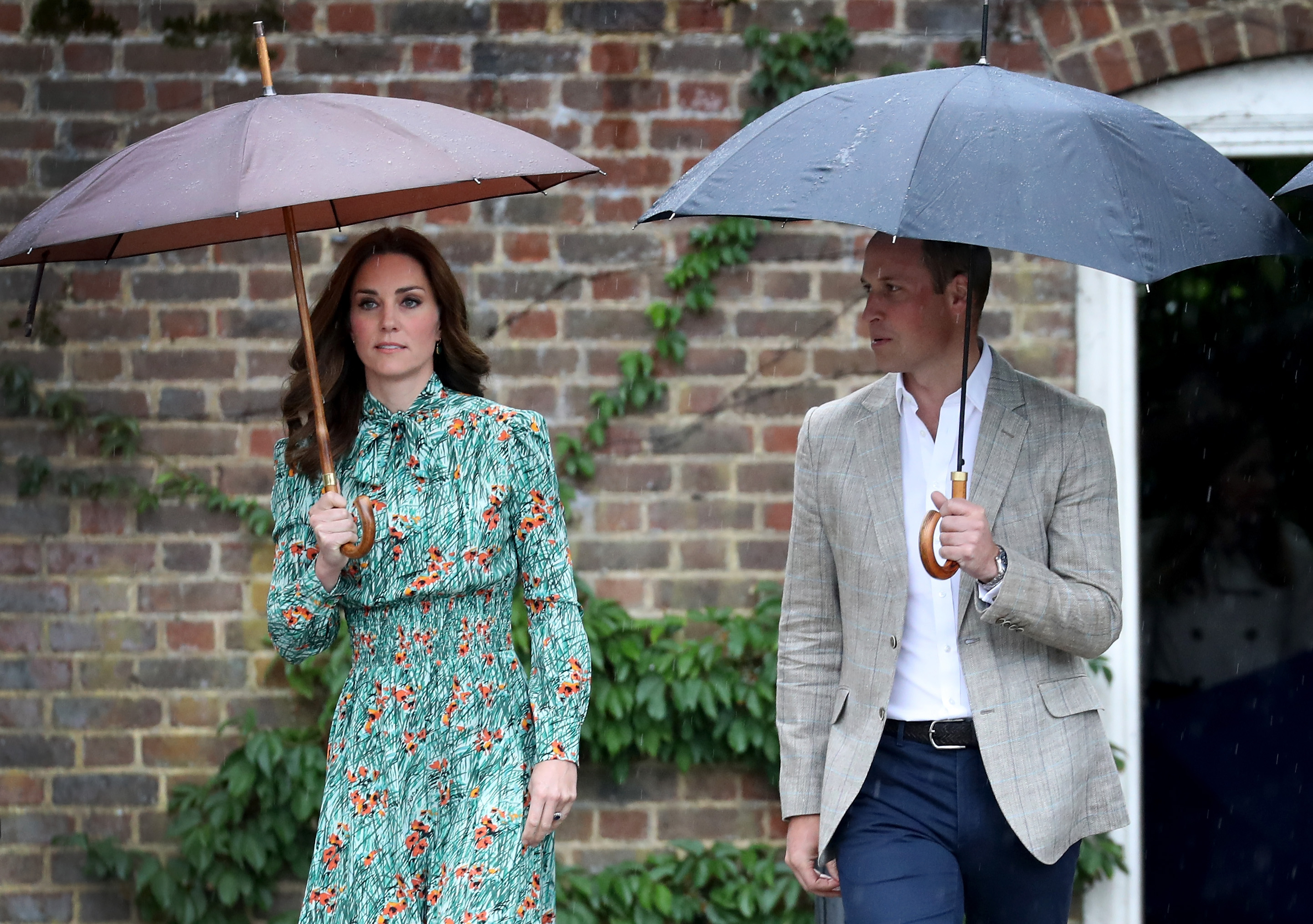 Kate William Kensington Getty Images