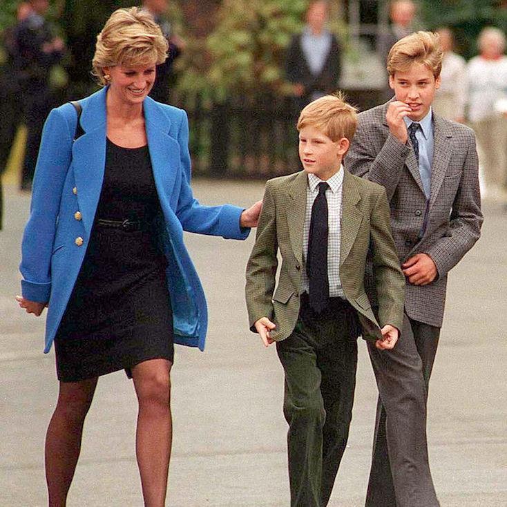 Princess Diana Children NTL