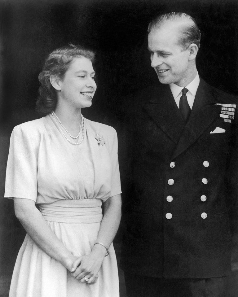 Queen and Prince Phillip