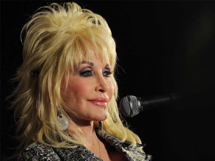 Here's What Dolly Parton Did When Someone Left a Baby on Her Doorstep