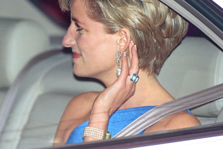 Princess Diana S Ring Collection Proves She Was The Princess Of Sparkle