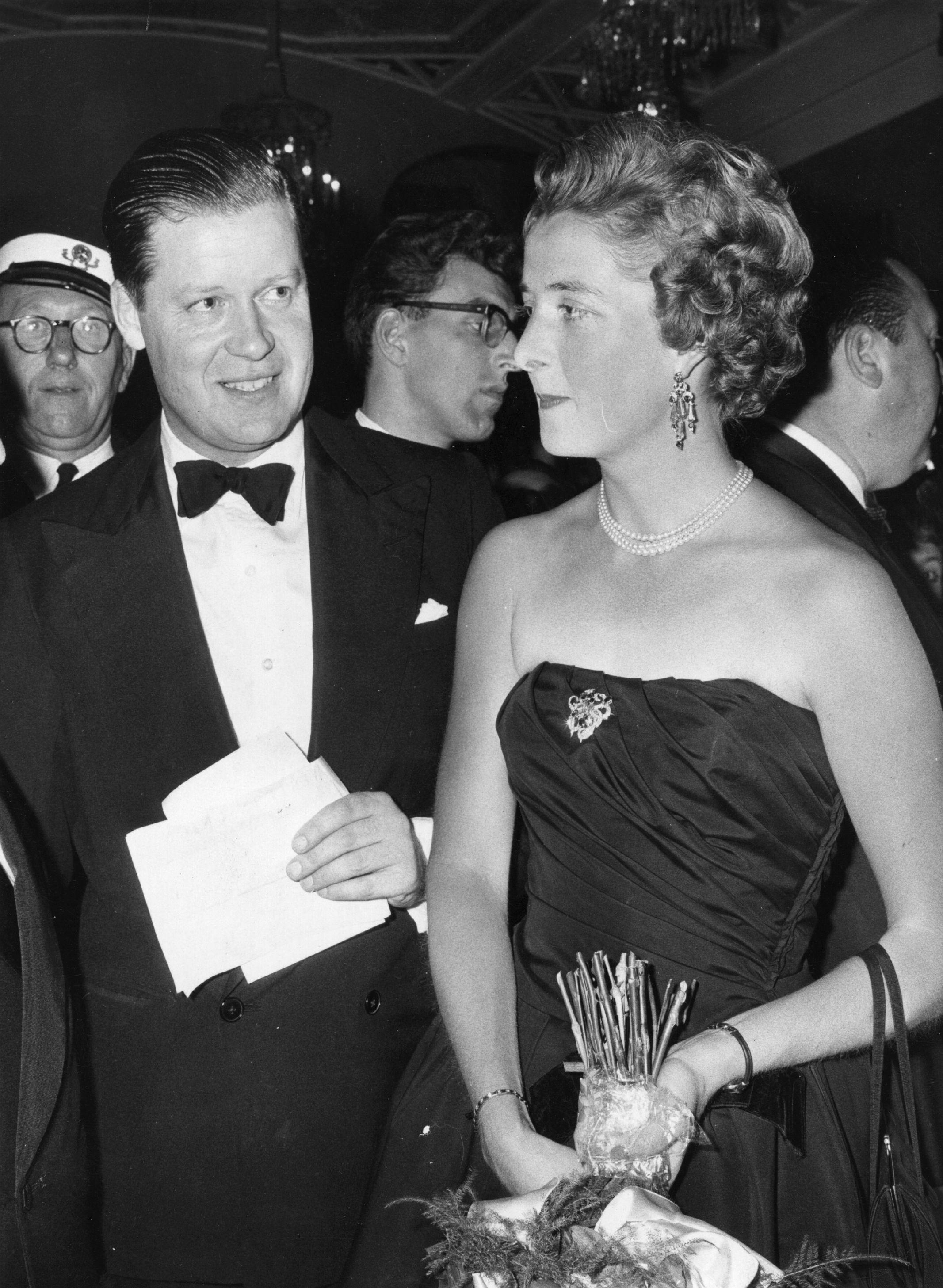 Princess Diana Father John Spencer Getty
