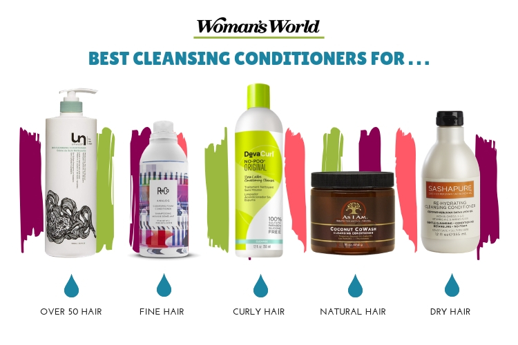 Best Cleansing Conditioners Over 50