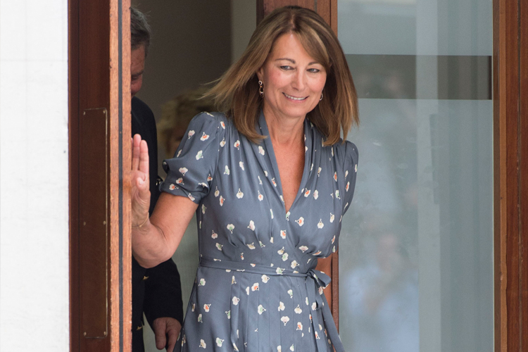 carole middleton diet