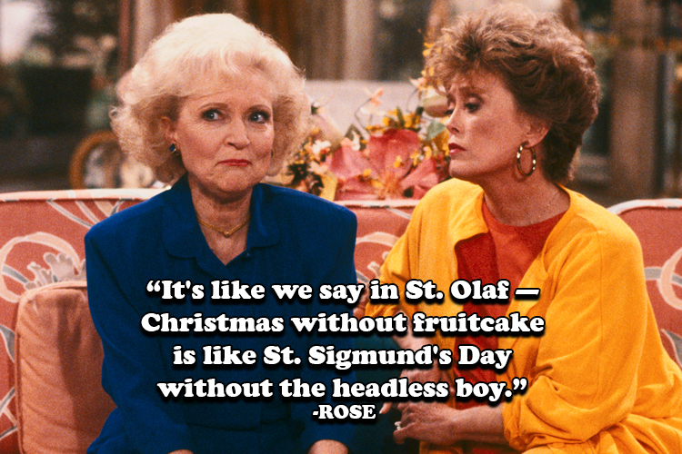 'Golden Girls' Quotes to Enjoy With a Slice of Cheesecake