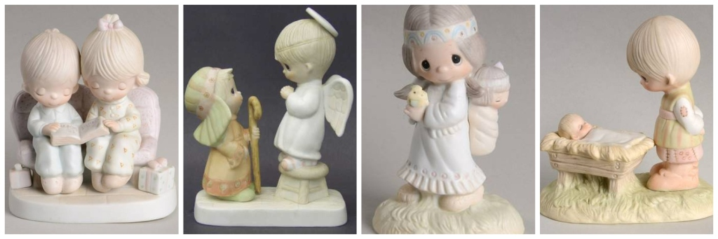 How Much Are The Original 21 Precious Moments Figurines Worth Today