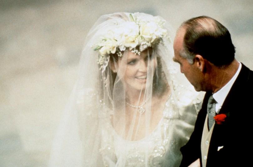 Sarah Ferguson S Wedding Tiara Was Beautiful But Also Symbolic