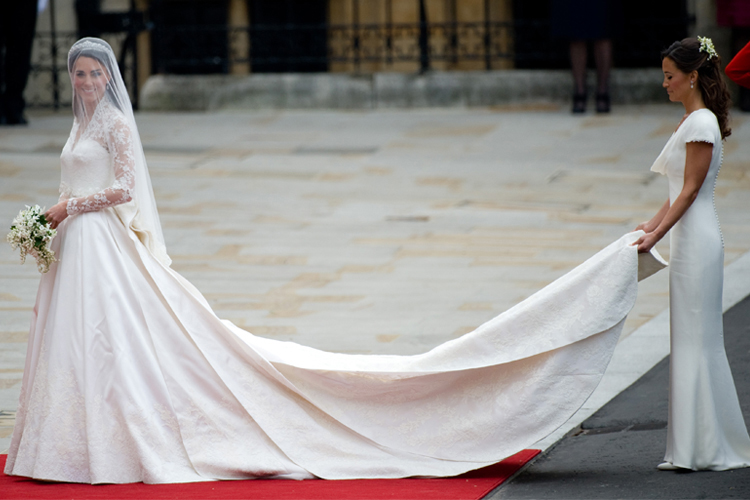 Best Royal Wedding Dress