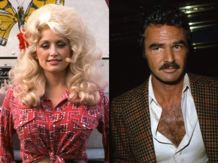 Dolly Parton And Burt Reynolds Were Like Brother And Sister