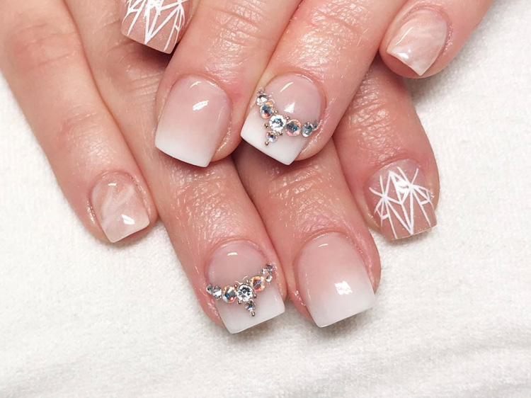 Short Acrylic Nails That Are Just As Fabulous As Long Ones