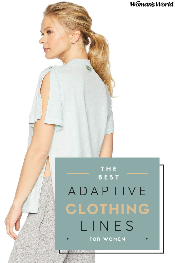 Best Adaptive Clothing Lines for Women