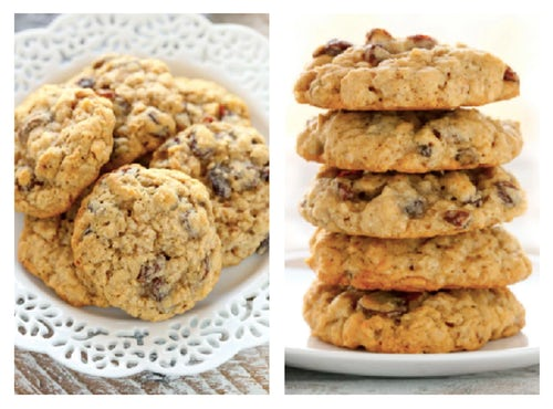 how to make chewy oatmeal cookies