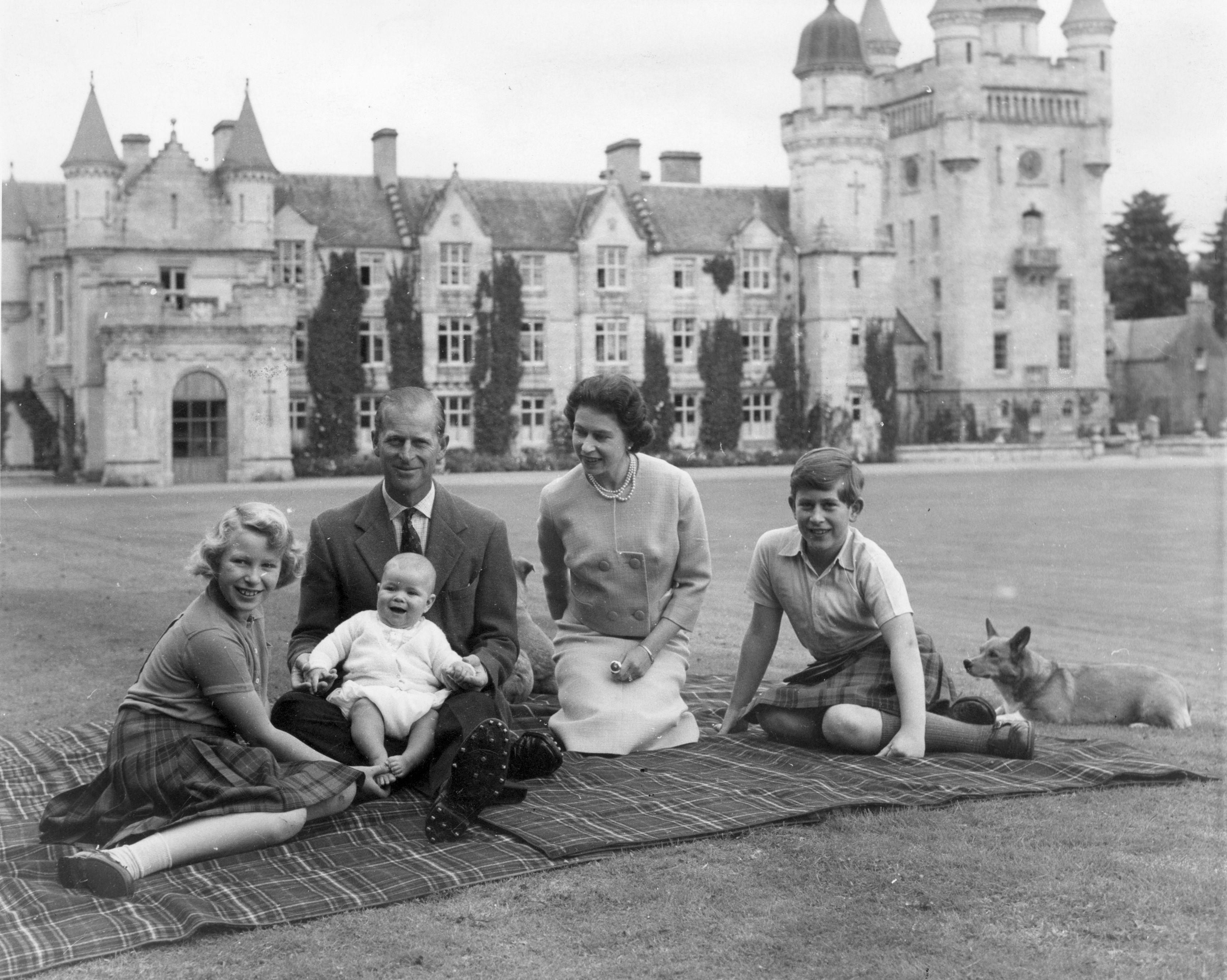 Queen Elizabeth Picnic Getty Images