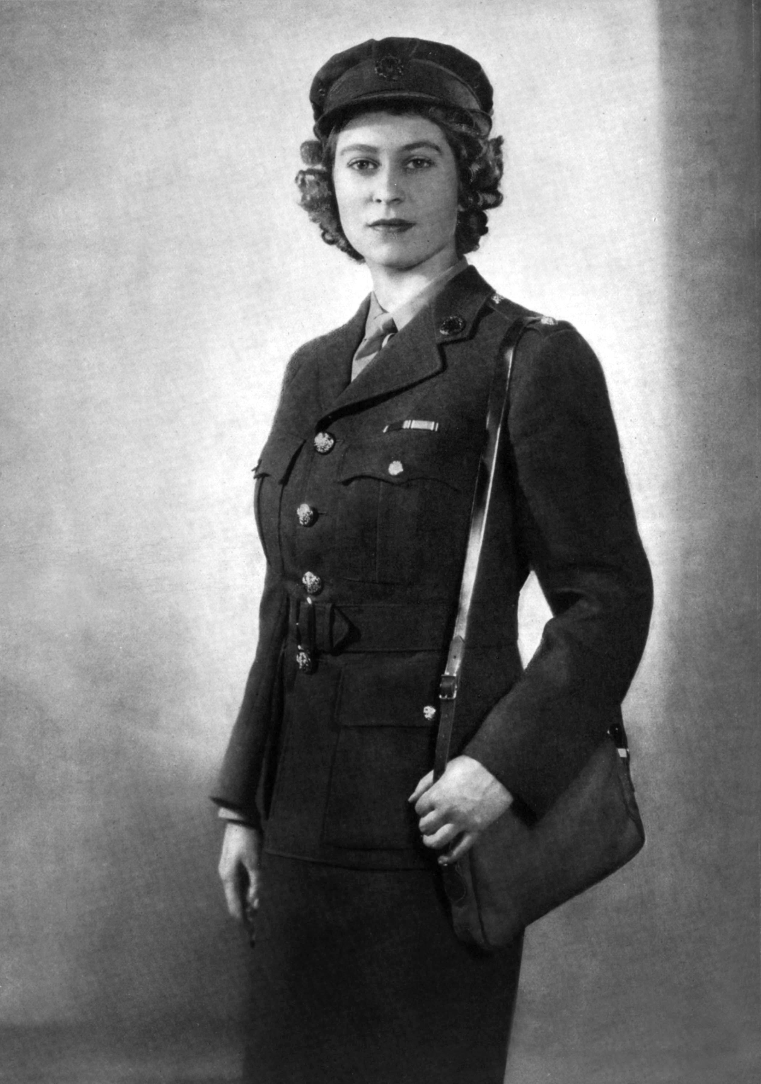 Princess Elizabeth Age 19 Getty Images