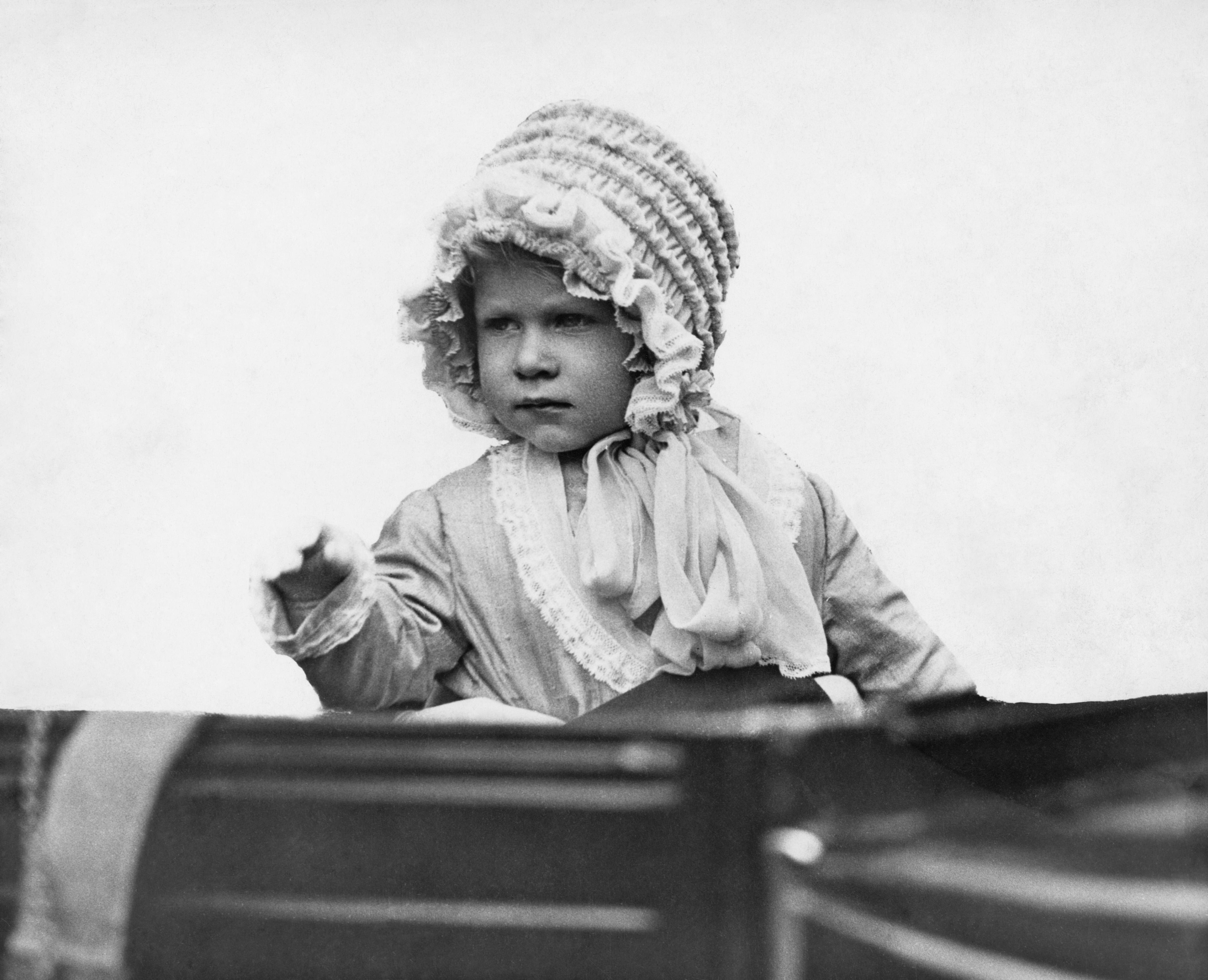 Princess Elizabeth Age 2 Getty Images