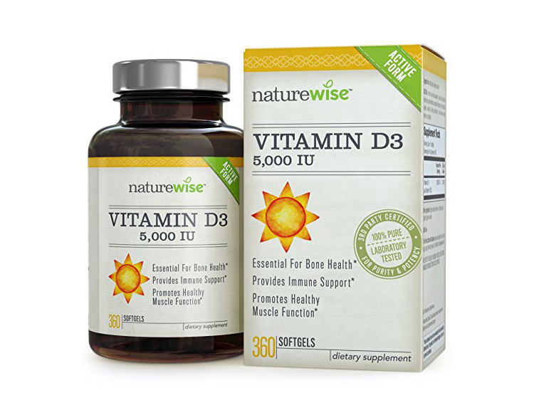 NatureWise Vitamin D Vitamins to Lose Weight Womens World
