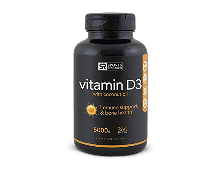 Sports Research Vitamin D Vitamins to Lose Weight Womens World