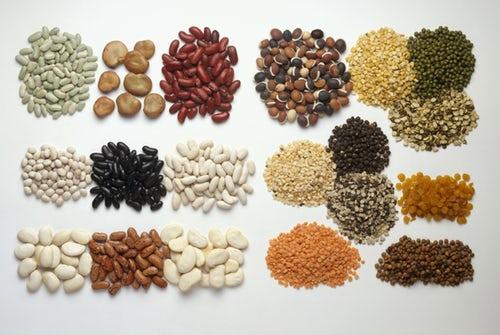 all bean diet