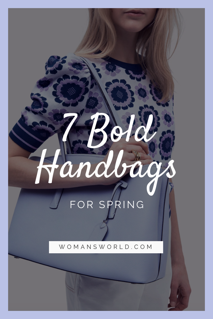 Best Bold Bags for Spring