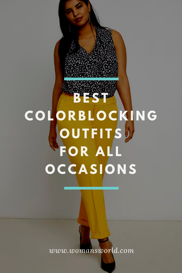 Best Colorblocking Outfits
