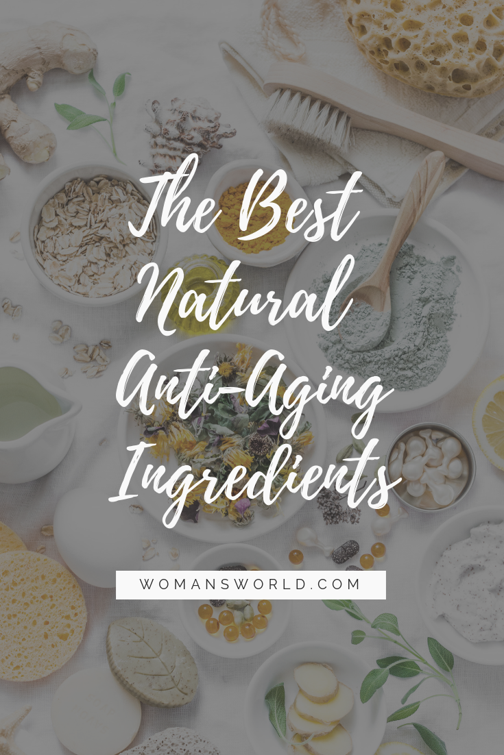 Best Natural Anti Aging Ingredients