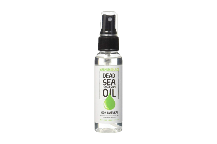 best magnesium oil for neck pain