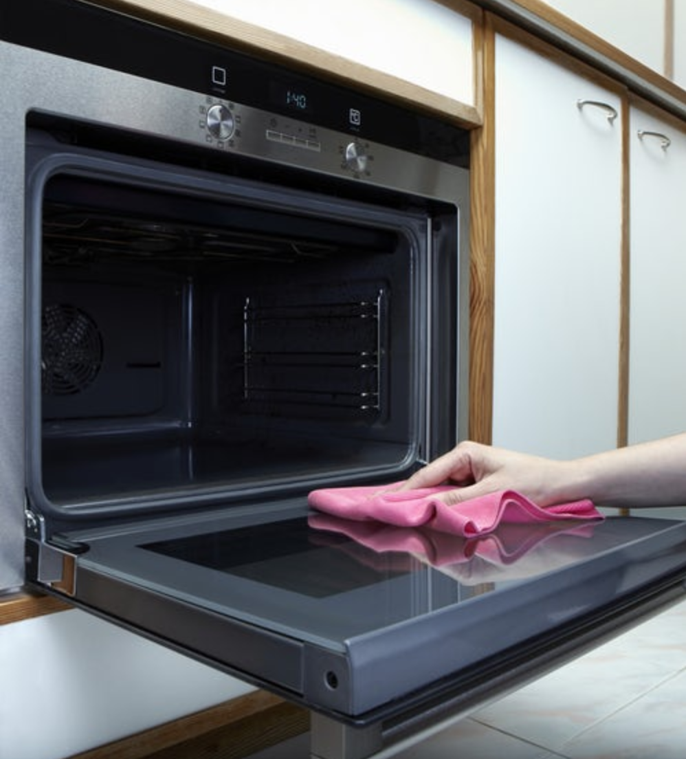 What to use to clean an oven