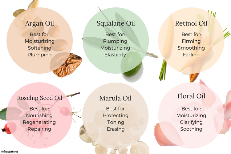 guide to oils