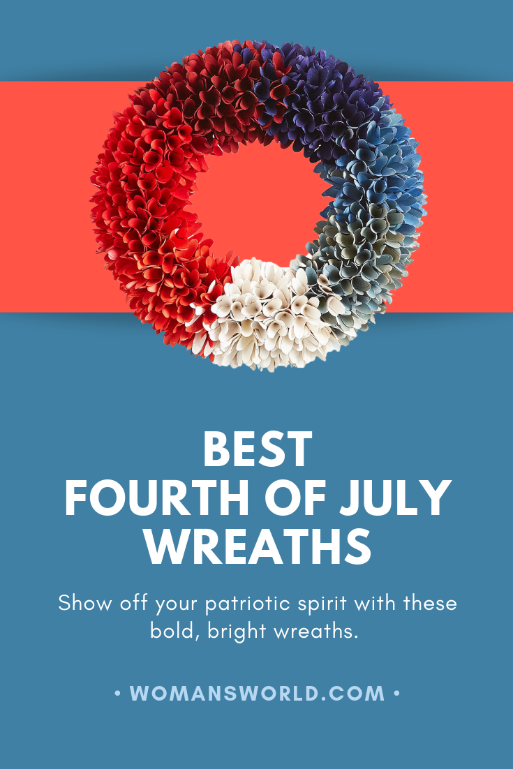 Fourth of July Wreaths