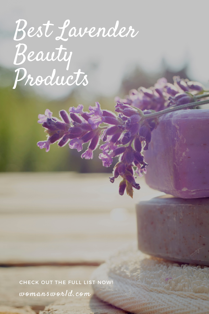Best Lavender Beauty Products