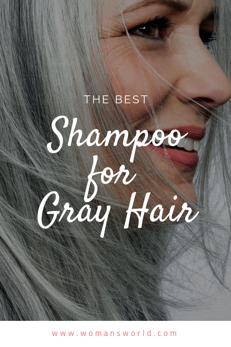 12 Best Shampoos for Gray Hair in 2019