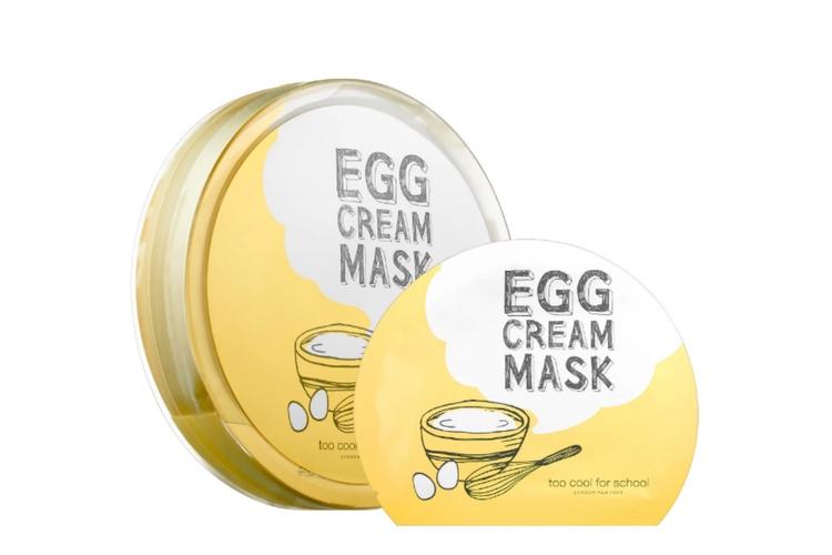 Hydrating Egg Cream Face Mask