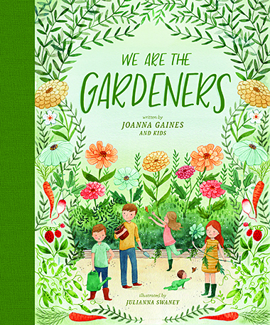 Joanna Gaines' book We Are the Gardeners