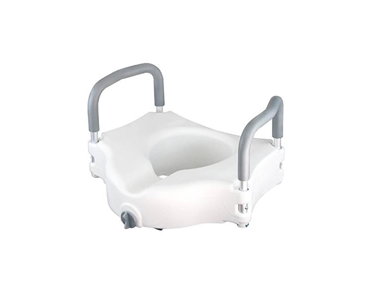 9 Best Raised Toilet Seats For Elderly Or Seniors