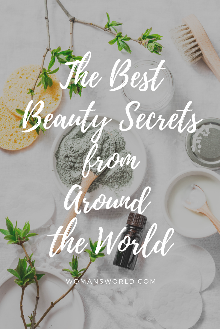 Beauty Secrets from Around the World