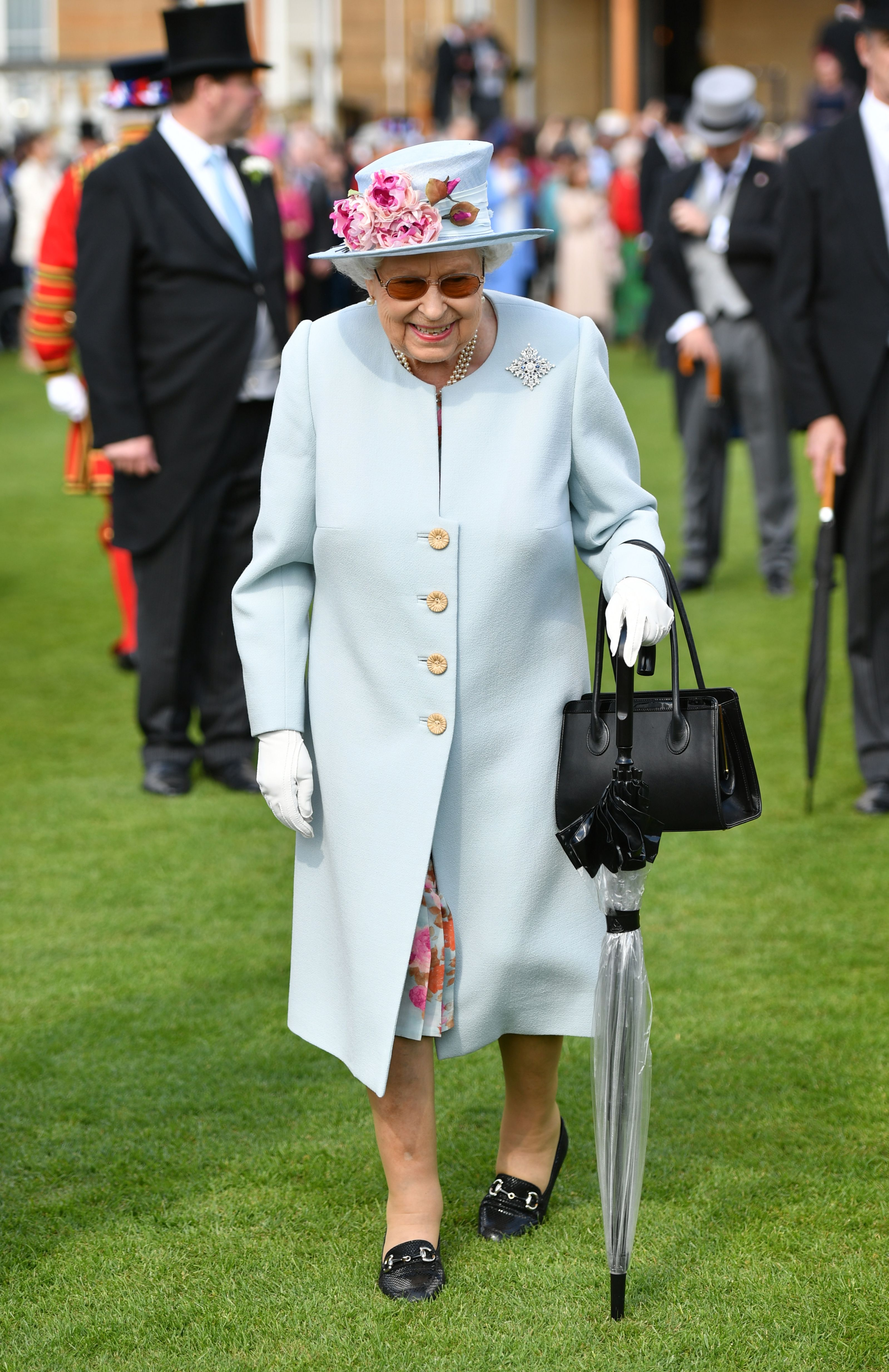 Queen Elizabeth Garden Party