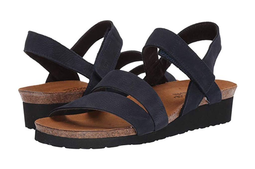 8 Best Orthotic Sandals For Women Over 50 That Are Super Cute