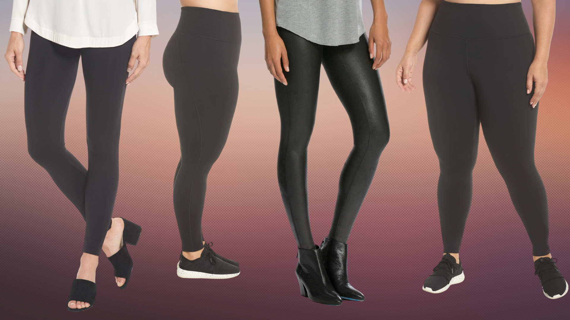The 8 Best Leggings You Can Dress Up Or Down That Flatter Every Figure